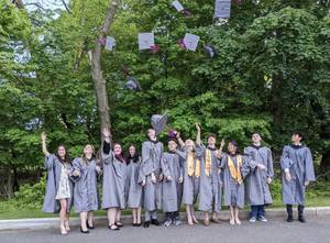 Several Students from SJV Graduate with College Degree Before High School Degree