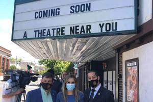 Montclair's Bellevue Theatre Slated to Reopen After Renovations, Owners Say
