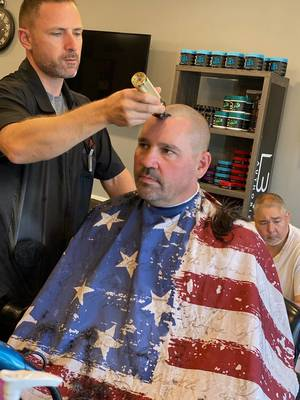 swagger barber shop in belford committeeman ryan clarke