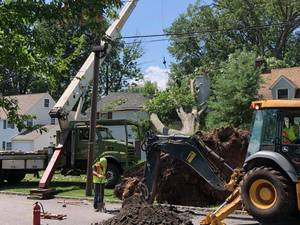 Confirmed Tornado in Verona Topples Trees, Severely Damages Home