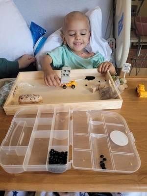 Hawthorne Girls Raise Thousands for 3-Year-Old Boy Battling Rare Cancer