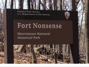 Fort Nonsense To Be Closed This Summer Due To Paving Project
