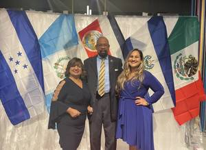 Roberto Sayers of South Plainfield Recognized for Contributions, Service to Hispanic Community