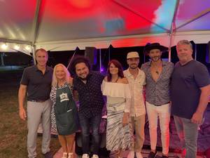 WATCH: Monmouth Park Charity Fund Hosts Concert at Blue Grotto, Supports Local Charities.