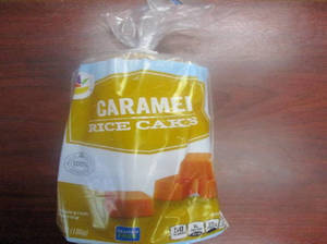 Allergy Alert: Stop & Shop Brand Caramel Rice Cakes Recalled Due to Allergy Concerns
