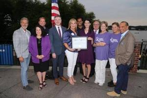 Monmouth County Partners With Tigger House Foundation For Overdose Awareness Event.