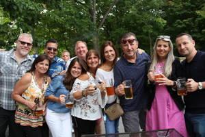 Sparta FOP Holds Oktoberfest at Mohawk House