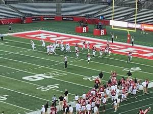 QBs Snyder, Simon Shine in Rutgers Spring Game
