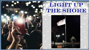Light up the shore