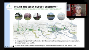 Montclair to Jersey City Walkway: Hudson-Essex Greenway Project One Step Closer to Fruition