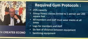 Get Ready to Work Out: Gyms to Reopen Sept. 1 with Limited Capacity