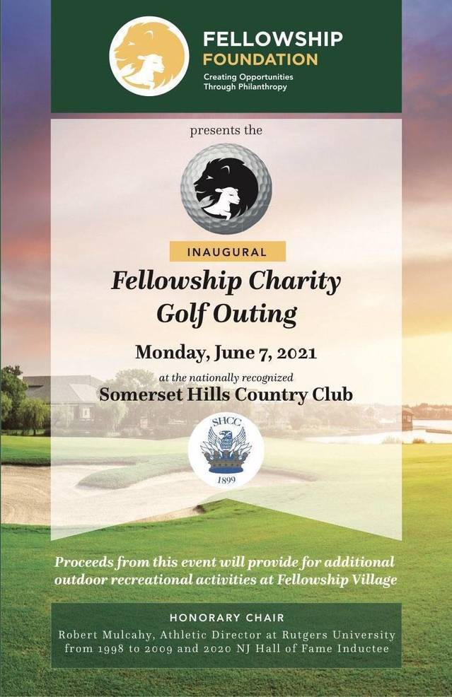 Fellowship Foundation Hosts Inaugural Fellowship Charity Golf Outing - Honorary Chair Robert Mulcahy Joins Event on June 7