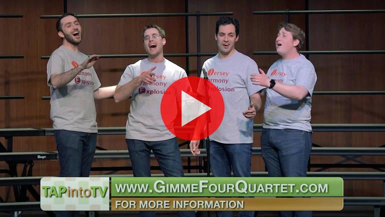 Gimme Four Barbershop Quartet