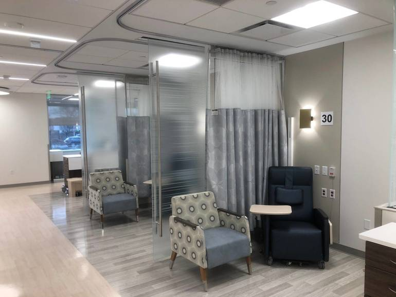 Morristown Medical Center Expands State-of-the-Art Infusion Center for Cancer Patients
