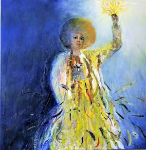 """""""Into The Light"""" Art Exhibit Continues to Run Virtually Through October 22"""