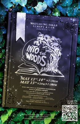 Watchung Hills Presents Into The Woods May 13th-15th