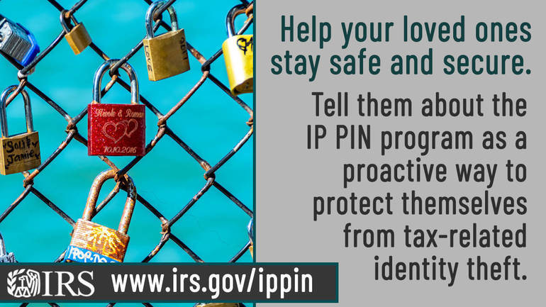 All taxpayers now eligible for Identity Protection PINs