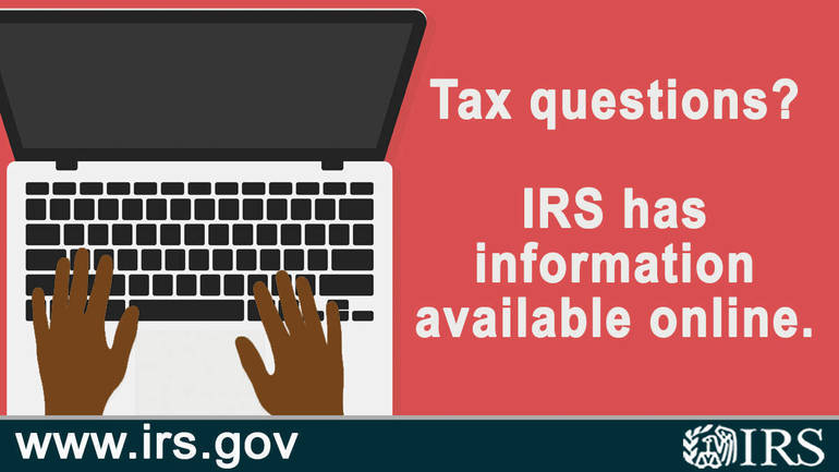 Tax Time Guide: Make IRS.gov first stop for tax help