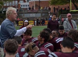 Steve DiGregorio, Nutley Raiders, Nutley Football, Nutley NJ
