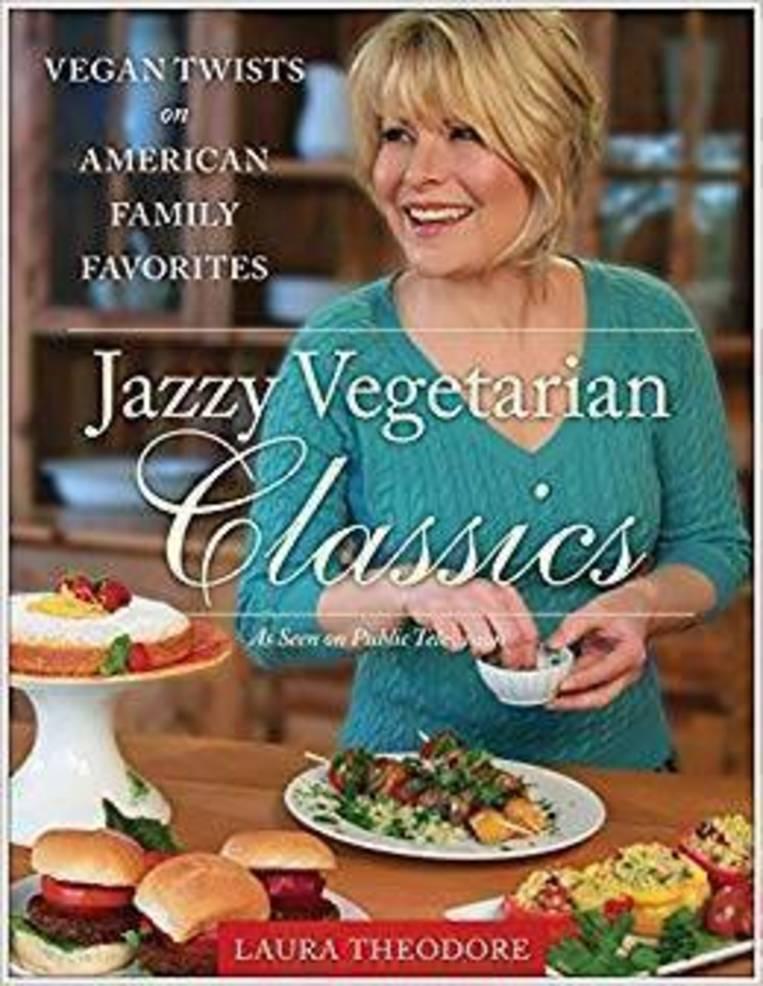 Jazzy Vegetarian Reveals The Secret Of Pumpkin Spice