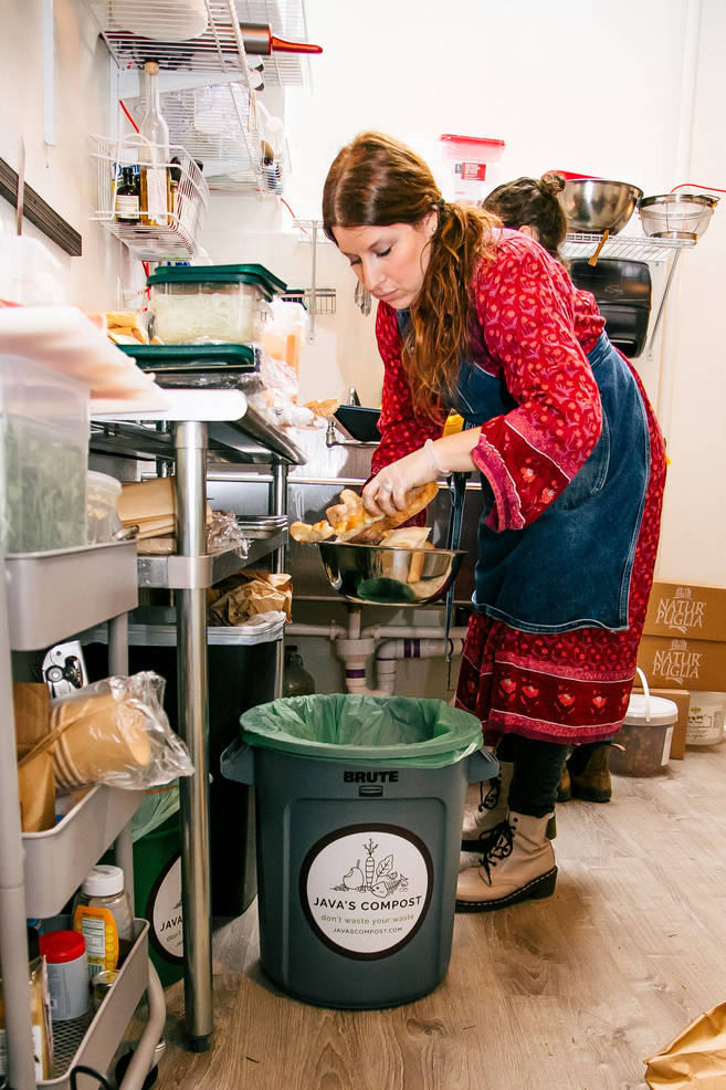 NJ Couple's Business Turns Your Food Scraps Into Compost