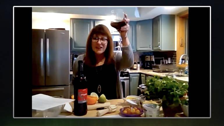 Cheers to Janet Irizarry