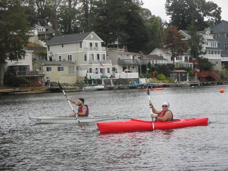 Jeison Marroquin and Edwin Zapata Lake Loop 2018 paddke - Bill Woolley.JPG