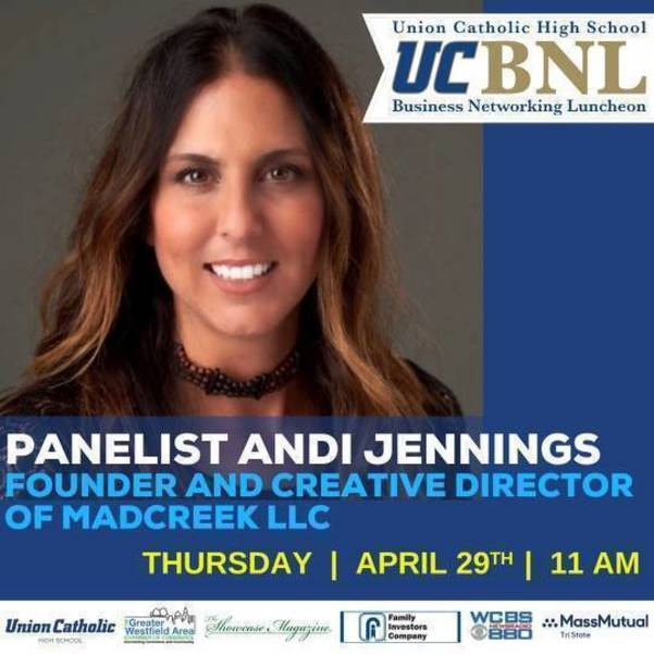 The Sixth Union Catholic Business Networking Luncheon Will Be Held On Thursday, April 29