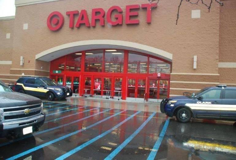 Clark Target