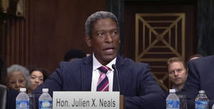 Julien Neals, Former Newark BA , Confirmed to Federal Bench