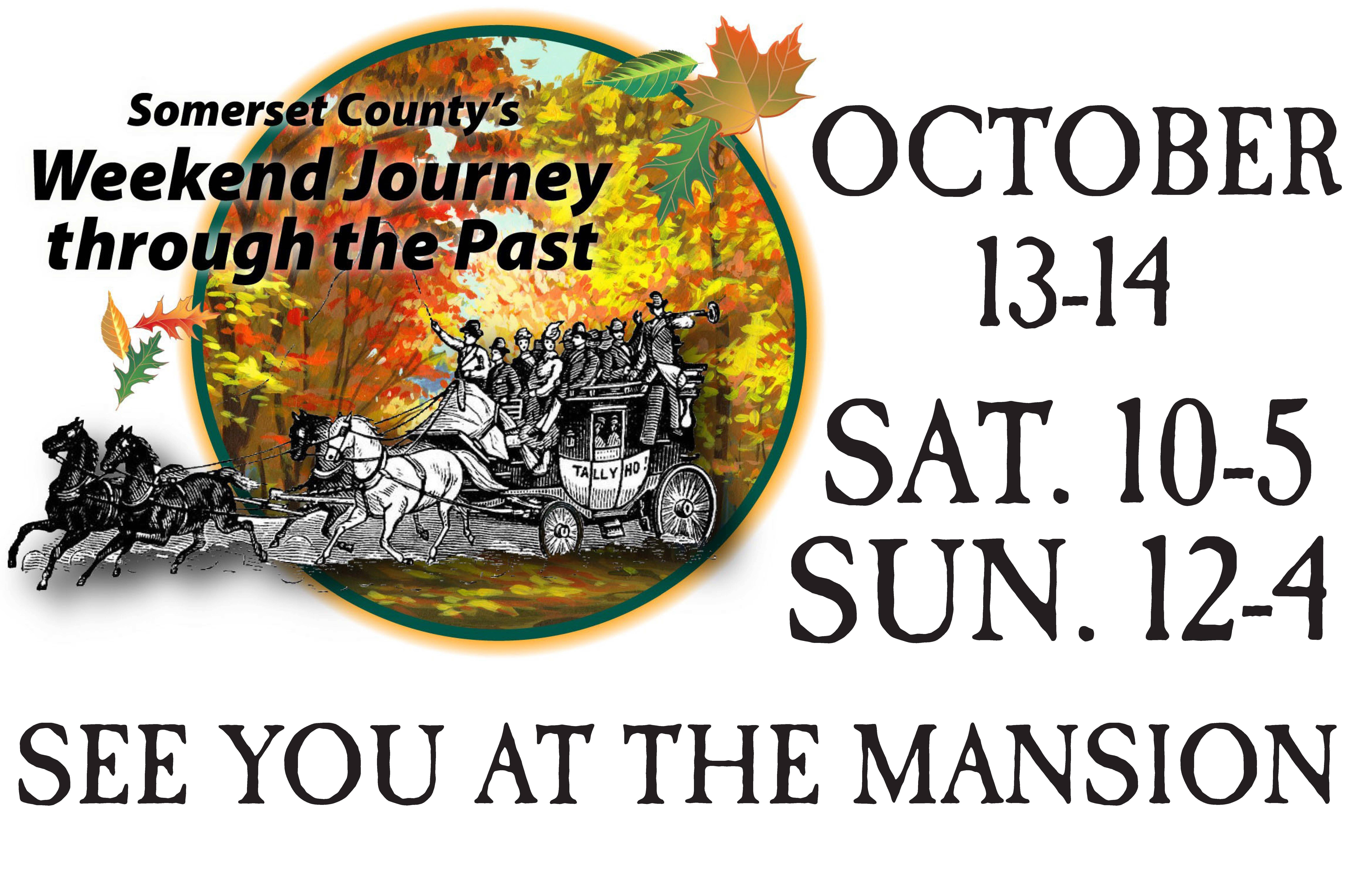Vermeule Mansion to Participate in Weekend Journey Event in October