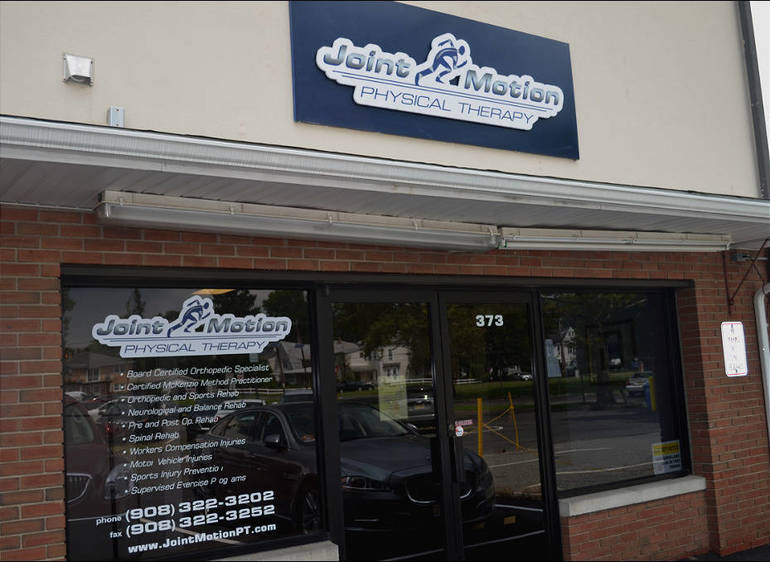 Joint Motion Physical Therapy in Scotch Plains