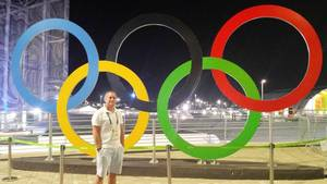 Scotch Plains's John Lohn: Olympic Reporter This Summer, School Media Specialist in The Fall