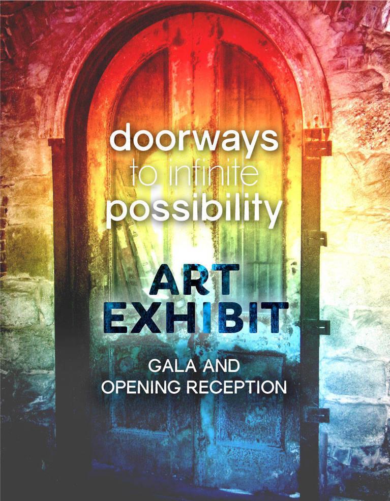 Doorways to Infinite Possibility – Gala Reception