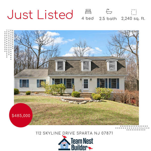 UNDER CONTRACT- 112 Skyline Drive Sparta