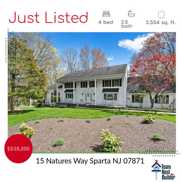 JUST LISTED- 15 Natures Way Sparta