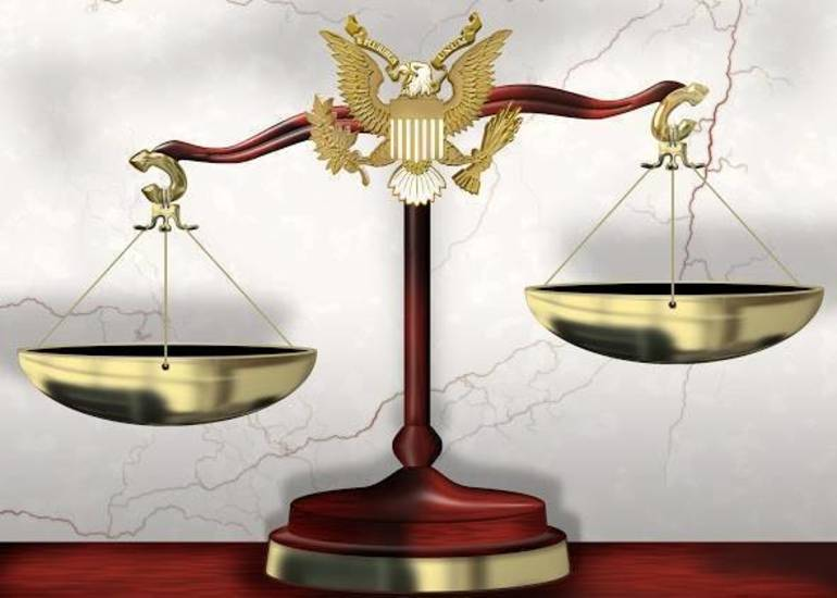 Law and Justice Scales