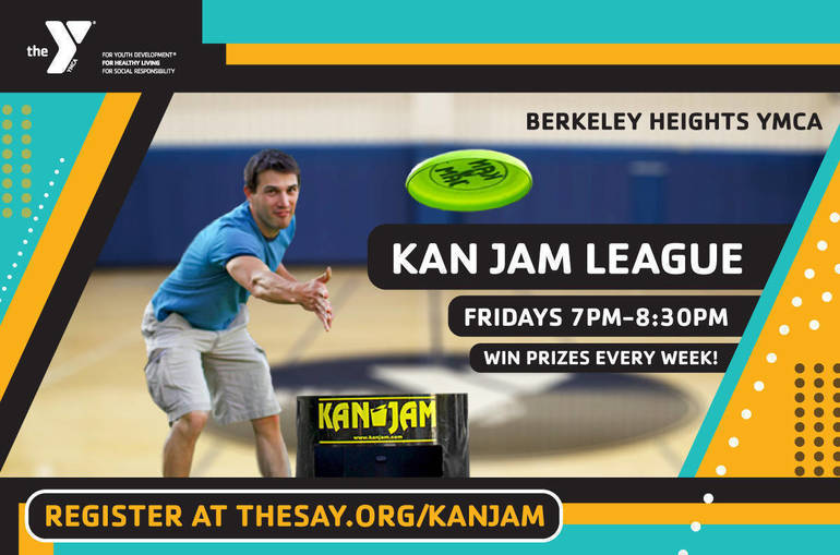 Kan Jam League for Adults, flying disc game, sports