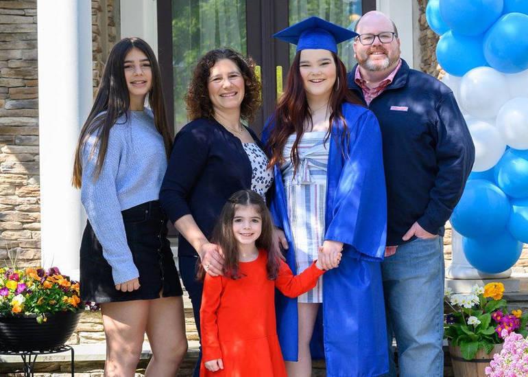 Kessler family full in Scotch Plains