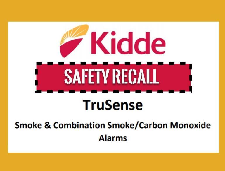 Smoke Detectors, Safety Recall, Smoke Detector Recall, TAPinto
