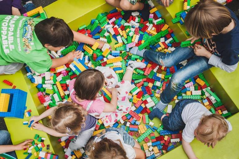 Health, Safety Grants Available for Child Care Centers from NJ Human Services
