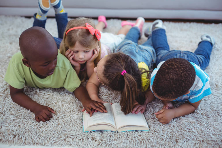Reading With Toddlers Reduces Harsh Parenting, Rutgers-Led Study Finds