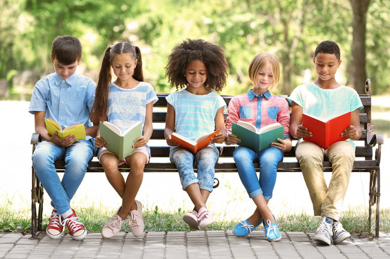 Free Lunch and a Book for Elizabeth Kids Next Monday and Thursday