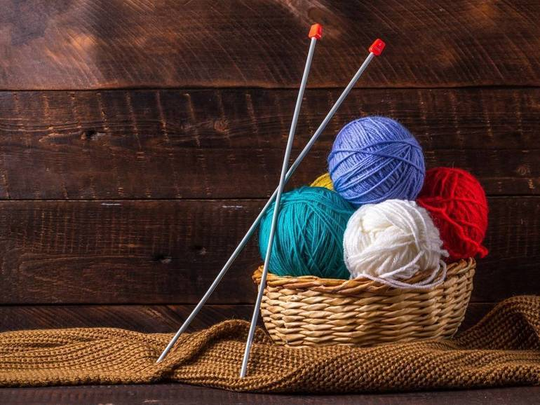 At Home Knitting?  Donate Blankets to 'Project Linus' to Comfort Children