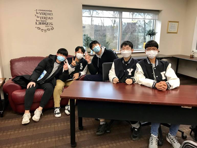 Pillar CollegeWelcomes First InternationalCohortsFrom South Korea