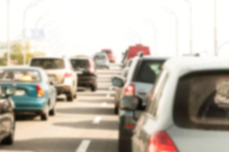 Traffic Alert: Woodbridge Avenue
