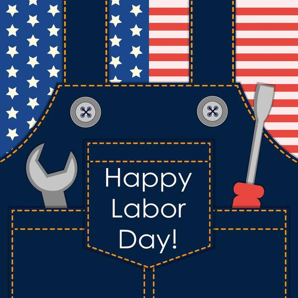 Happy Labor Day From TAPinto Piscataway!