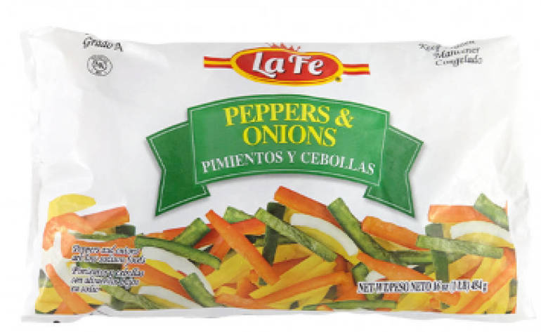 "La Fe Peppers and Onions are Recalled due to ""Extraneous Material"""