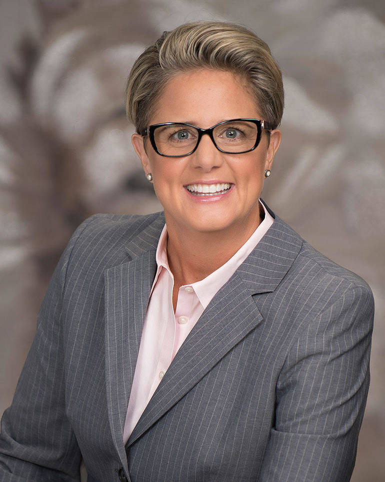 Laurie Goganzer, Shrewsbury, will serve as president and chief executive officer of the YMCA of Greater Monmouth County, effective Sept. 1, 2019..jpg