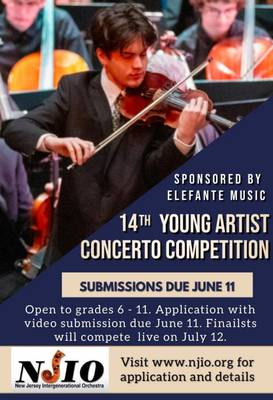 Competition, classical music
